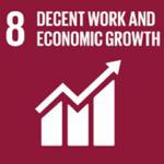 LAVORO DIGNITOSO E CRESCITA ECONOMICA - SDGs 8
